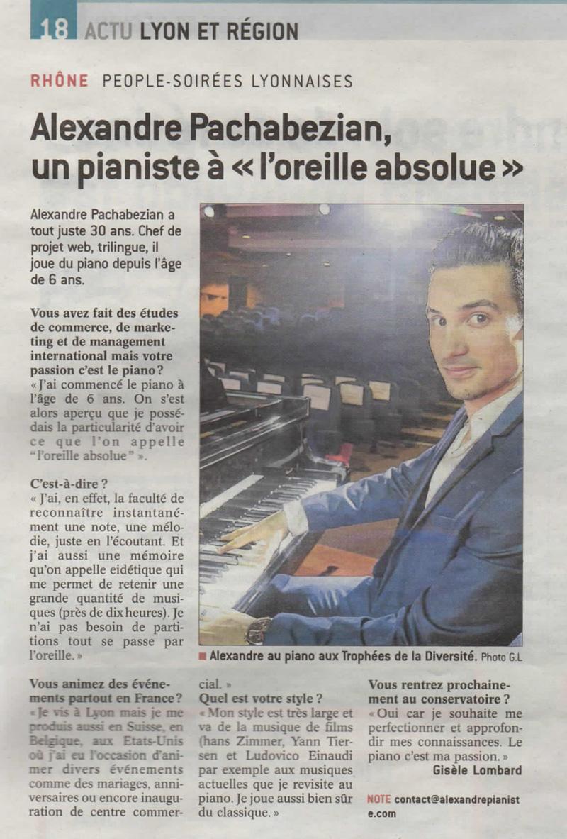 alexandre pianiste le progres
