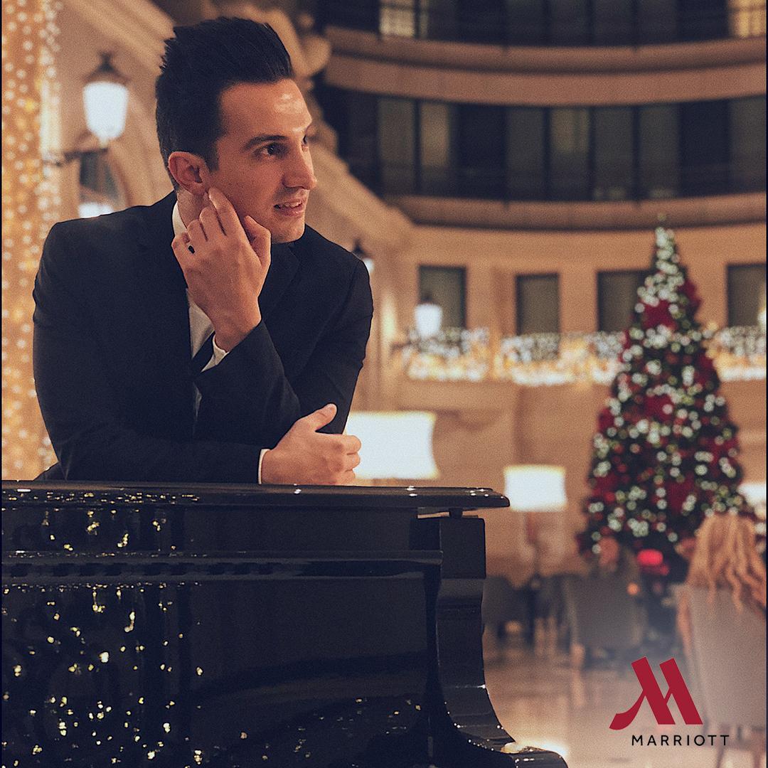 Pianiste hôtel Paris