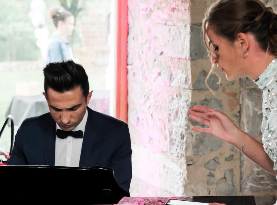 Un Domaine parfait pour un mariage élégant et bohème à la fois