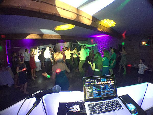 DJ au Manoir Tourieux