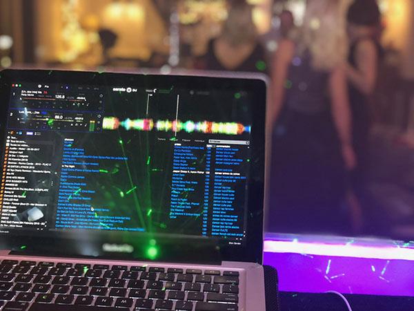 DJ pour le nouvel an