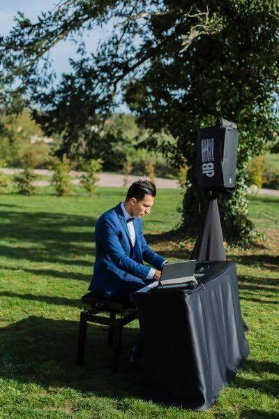 Pianiste Cérémonie Laïque