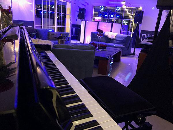 Soirée piano pour la St Sylvestre