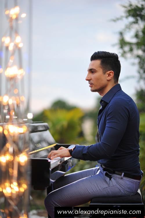 pianiste bapteme paris