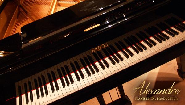 Pianiste – Dj à Monaco