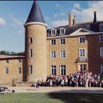 mariage au chateau de janze