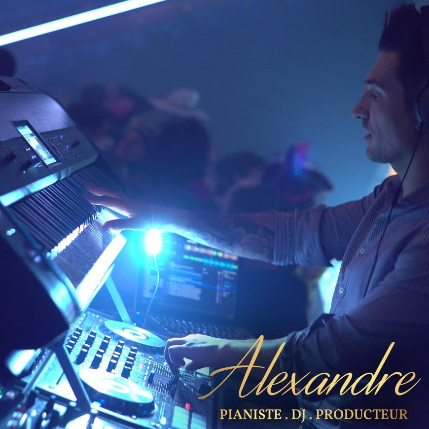 Alexandre - DJ Mariage Lyon