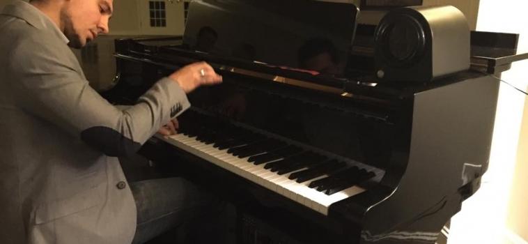 Concert Piano au Golf Club (Philadelphie)