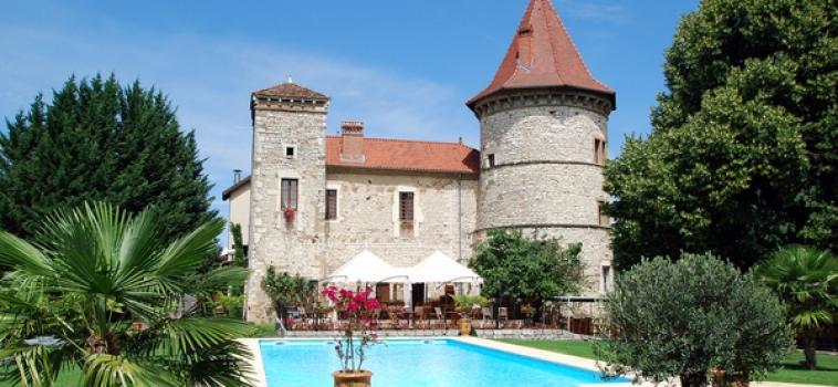 DJ mariage au château Chapeau Cornu