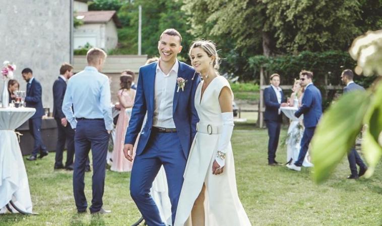 Mariage à la Demeure du Baron des Adrets