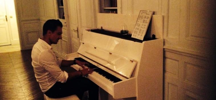 Pianiste Soirée Privée Paris