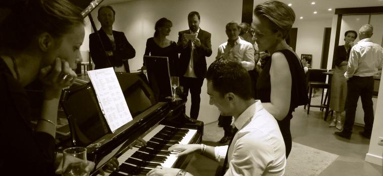 Pianiste Bordeaux Anniversaire