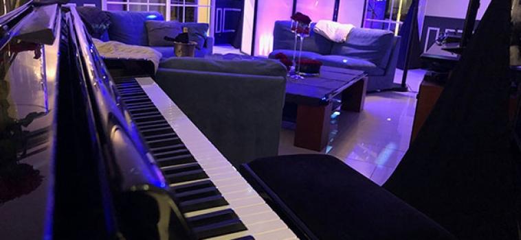 DJ & Pianiste du nouvel an