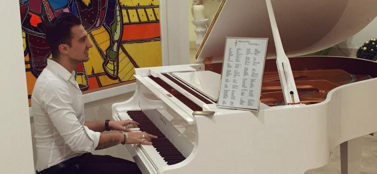 Pianiste soirée Nice